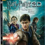 FILM BLURAY 3D HARRY POTTER AND THE DEATHLY HALLOWS 2 (HARRY POTTER SI TALISMANELE MORTII 2) - Film SF