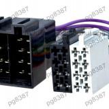 Conectica auto - Cablu ISO Audi, Skoda, VW, adaptor ISO Audi, Skoda, VW, 4Car Media-000080