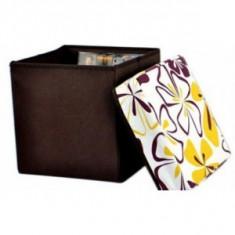 Scaun-cutie pentru depozitare