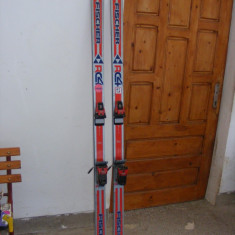 Schiuri Fischer Racing 190 cm - Skiuri