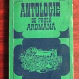 ANTOLOGIE DE PROZA AROMANA -