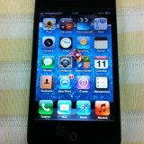 Vand/Schimb Iphone 4 -16GB Black Vodafone