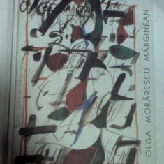 Album Arta - OLGA MORARESCU MARGINEAN -Acuarela -desen - ( cu dedicatie)