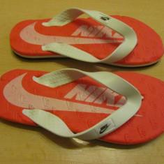 Slapi barbati - Nike slapi papuci, plaja, comozi 80 gr