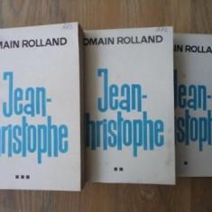 Roman - Romain Rolland - Jean-Christophe- 2 volume