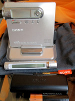 Sony Net Md Walkman Mz-n10 Manual Arts