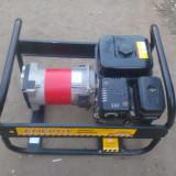 Generator curent Subaru Professional 9.0 EX27 Robin