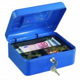Caseta Bani TRAUN 2 albastru