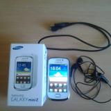Telefon mobil Samsung Galaxy Mini 2, Alb, Neblocat - Telefon Samsung Galaxy S2 Mini