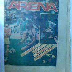 Caiet -Program - 1987 ( Articol Steaua) - Program meci