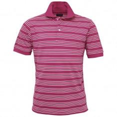 Tricou Kappa polo original - tricouri barbati- bumbac-maneca scurta - XL - Tricou barbati Kappa, Culoare: Roz