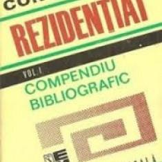 Concurs rezidentiat-compendiu bibliografic (autori profesori universitari etc) -profil medicina generala -3 volume-Ed Medicala (C697)