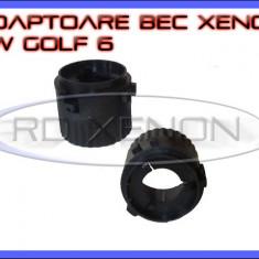 Bec xenon auto ZDM - ADAPTOR - ADAPTOARE BEC XENON H7 VW VOLKSWAGEN GOLF 6