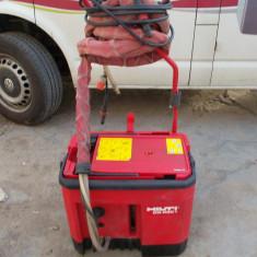 Vand aspirator-pompa apa HILTI DD-REC, ca nou, cu proba. - Bormasina