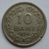 10 bani 1954 - piesa 8 - - Moneda Romania
