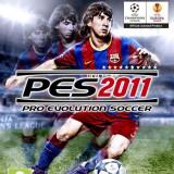 PES 2011 - Pro Evolution Soccer 2011 + Smackdown vs RAW 2007  ---  XBOX 360