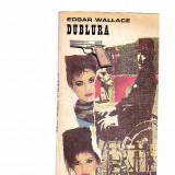 Carte de aventura - EDGAR WALLACE -DUBLURA
