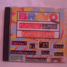 Vand cd -Bravo-Pericol Mare-Party 1999, original, aproape nou! - Muzica Folk nova music
