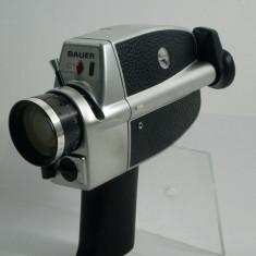 Camera de filmat Vintage BAUER C1 Super 8 (1965 ) - Aparat de Colectie