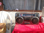 radiocasetofon marca tristar rr5525 foto