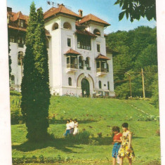 Carte postala(ilustrata)-MONEASA-Baile - Carti Postale Romania dupa 1918, Necirculata, Printata