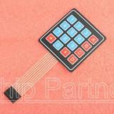 Electronice - High Quality 4 x 4 Matrix Array 16 Key Membrane Switch Keypad Keyboard (FS00125)