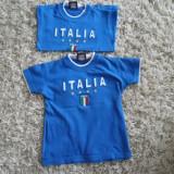 tricou Italia 4 ani (si pt gemeni)