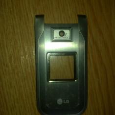 CAPAC CLAPETA SUPERIOARA TELEFON LG KU730 ORIGINAL