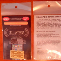1 x Amplificator GSM - Cell Antenna, Generation X Plus