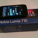 Telefon mobil Nokia Lumia 710 - Nokia Lumia 710 Impecabil-Liber de retea-La cutie