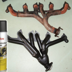 Spray Vopsea Negru Rezistent la Temperaturi Ridicate +600 grade C Nigrin - Cosmetice Auto