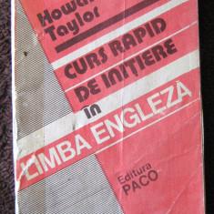 Howard Taylor - Curs rapid de initiere in limba engleza Altele