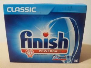 Tablete masina spalat vase Finish Classic (36 bucati) foto