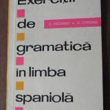 G ESCUDERO, D COPCEAG - EXERCITII DE GRAMATICA IN LIMBA SPANIOLA