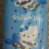 Husa Hello Kitty sirena iphone 2 3 3gs + folie protectie ecran