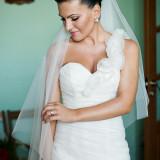 Rochie de mireasa sirena - Vand rochie de mireasa, colectia 2013 MIRANDI