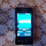 Samsung s5260 star 2 in stare excelenta - Telefon Samsung, Negru, Neblocat, Fara procesor, Touchscreen, 3.15 MP