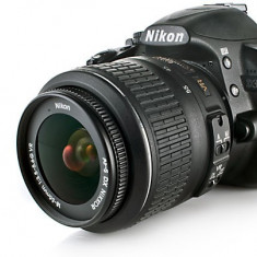 Nikon D3100 obiectiv 18-55 mm - Aparat Foto Mirrorless Nikon