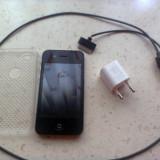 Telefon mobil, Negru, 32GB, Neblocat, Dual SIM, Single core - Vand/schimb copie iphone
