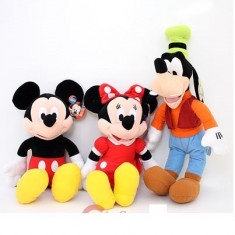 Plus Minnie si Mickey - MICKEY MOUSE MINNIE SI GOOFY DIN PLUS MUZICALE DIN CLUBUL HOUSE MICKEY MOUSE