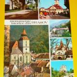 Brasov - ARTA, ISTORIE, TURISM - necirculata anii 1980 - 2+1 gratis toate produsele la pret fix - RBK2958