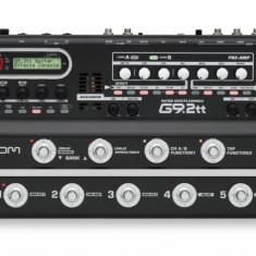 Procesor efecte chitara Zoom G 9.2 TT