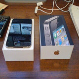 iPhone 4 Apple negru 8 gb -necodat -Garantie 14 luni, Neblocat