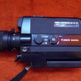 Camera video Canon 514XL - de colectie, impecabila, stare perfecta de functionare.