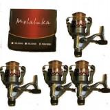 Set 4 Mulinete ( mulineta ) Melanka XR 4000