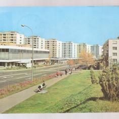 Carti Postale Romania dupa 1918, Circulata - CARTE POSTALA - ROMANIA - MUN. GHEORGHE GHEORGHIU DEJ 1985