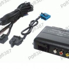 DVD Player auto - Interfata audio/video BMW S 3 (E46), S 5 (E39), X5 (E53), Phonocar - 300048