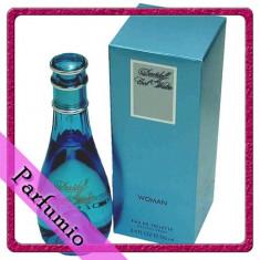 Parfum Davidoff Cool Water feminin, apa de toaleta 100ml - Parfum femeie