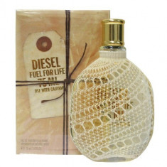 Parfum Diesel Fuel For Life feminin, apa de parfum 75ml - Parfum femeie
