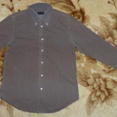 Camasa Armani Jeans; marime L: 56 cm bust, 62 cm lungime; 100% bumbac - Camasa barbati Armani, Marime: L, Culoare: Din imagine